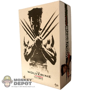 Display Box: Hot Toys Wolverine (EMPTY)