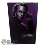 Display Box: Hot Toys Bruce Banner (EMPTY)
