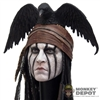 Head: Hot Toys Tonto