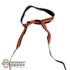 Belt: Hot Toys Orange Colored Cloth Belt