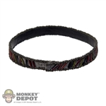 Belt: Hot Toys Multi Colored Molded Belt