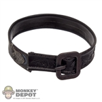 Belt: Hot Toys Brown Leather Belt