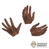 Hands: Hot Toys Weathered Hand Set
