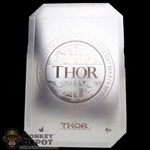 Display Box: Hot Toys The Dark World - Thor (EMPTY BOX)