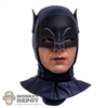 Head: Hot Toys 1966 Batman Head w/Neck Post