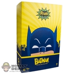 Display Box: Hot Toys 1960's Batman (EMPTY)