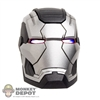 Head: Hot Toys War Machine Mark II Light Up Head (READ NOTES)