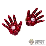 Hands: Hot Toys Iron Man Mark XLII Open Hands (READ NOTES)