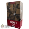 Display Box: Hot Toys Iron Man Mark XLII (EMPTY BOX)