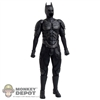 Figure: Hot Toys Batman w/Fabric Material Covered w/Armor