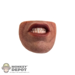 Face: Hot Toys Batman Clenching Teeth Face Plate