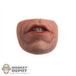 Face: Hot Toys Batman Open Mouth Face Plate
