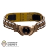 Belt: Hot Toys Gold Batman Belt