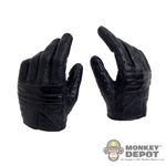 Hands: Hot Toys Black Gloved Relaxed