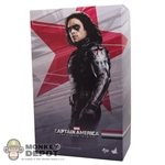 Display Box: Hot Toys Winter Soldier (EMPTY)