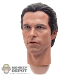 Head: Hot Toys Christian Bale Head