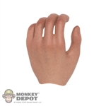 Hand: Hot Toys Relaxed Left Hand