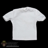 Shirt: Hot Toys White T-Shirt