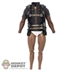 Figure: Hot Toys Falcon Nude Body w/Falcon Shirt, Vest & Harness