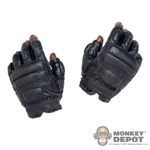 Hands: Hot Toys Black Relaxed Gloved Hands