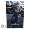 Display Box: Hot Toys Captain America The Winter Soldier - Falcon (EMPTY)