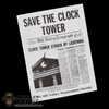 Paper: Hot Toys Save The Clock Tower Clipping