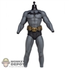 Figure: Hot Toys Batman Arkham City Body w/Utility Belt