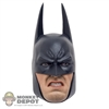 Head: Hot Toys Arkham City Batman Head