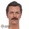 Head: Hot Toys Jim Gordon