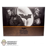 Display Box: Hot Toys The Dark Knight Rises (Empty Box)