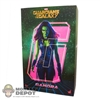 Display Box: Hot Toys Guardians Of The Galaxy - Gamora
