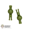 Tool: Hot Toys Green Wrist Pegs