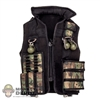 Vest: Hot Toys Black Tactical Vest