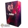 Display Box: Hot Toys Avengers - Age Of Ultron - Hawkeye