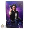 Display Box: Hot Toys Star Wars Han Solo (EMPTY BOX)