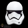 Head: Hot Toys First Order Stormtrooper Helmet