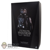 Display Box: Hot Toys Star Wars - First Order Tie Fighter Pilot
