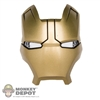 Mask: Hot Toys Iron Man Mark IX Face Plate