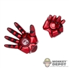 Hands: Hot Toys Iron Man Mark IX Hand Set