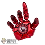 Hand: Hot Toys Iron Man Mark IX Right Poseable Hand