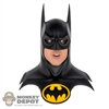 Head: Hot Toys Michael Keaton Batman Head