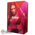 Display Box: Hot Toys Scarlett Witch - Age Of Ultron
