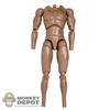 Figure: Hot Toys African American Nude Body