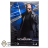 Display Box: Hot Toys Nick Fury - Captain America The Winter Soldier (EMPTY)