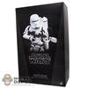 Display Box: Hot Toys Star Wars - First Order Flametrooper (Empty Box)