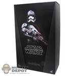 Display Box: Hot Toys Star Wars Captain Phasma (Empty Box)
