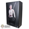Display Box: Hot Toys Star Wars Rey (Empty Box)