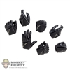 Hands: Hot Toys Star Wars Rogue One Death Trooper Specialist Hand Set