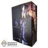 Display Box: Hot Toys Resident Evil 6 Leon S Kennedy (EMPTY)