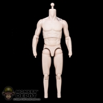 Figure: Hot Toys Suicide Squad Joker Base Body w/Wrist Pegs